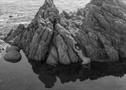 coastal pool Artistic Nude Photo by Model MaryCeleste