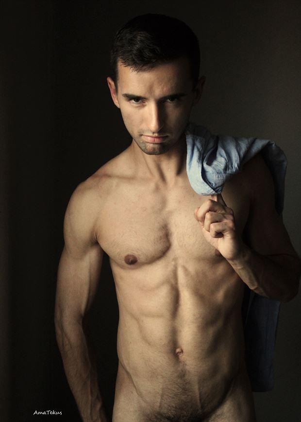 collosus artistic nude photo by model coma12