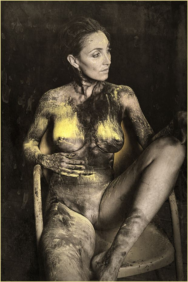 colorful artistic nude photo by photographer dpaphoto