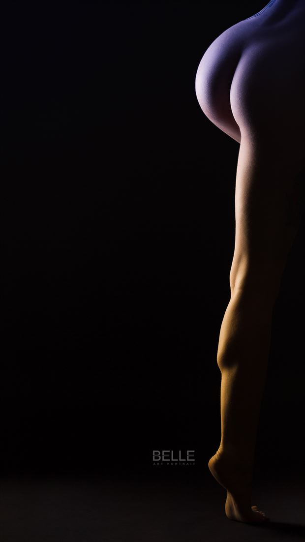 colorscape artistic nude photo by photographer paul misseghers