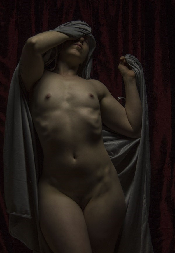copyright 2018 Artistic Nude Photo by Model Alexandra Vincent