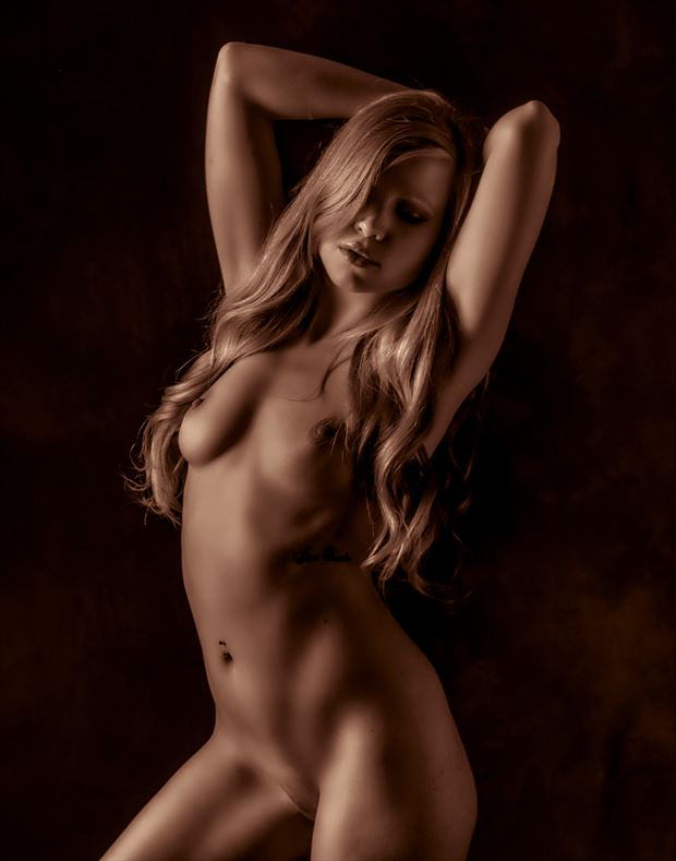 corrine artistic nude photo by photographer paul anders