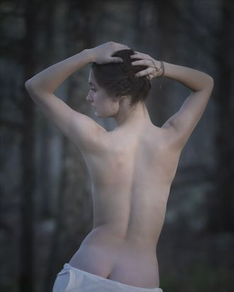cosplay nature artwork by photographer montezuma