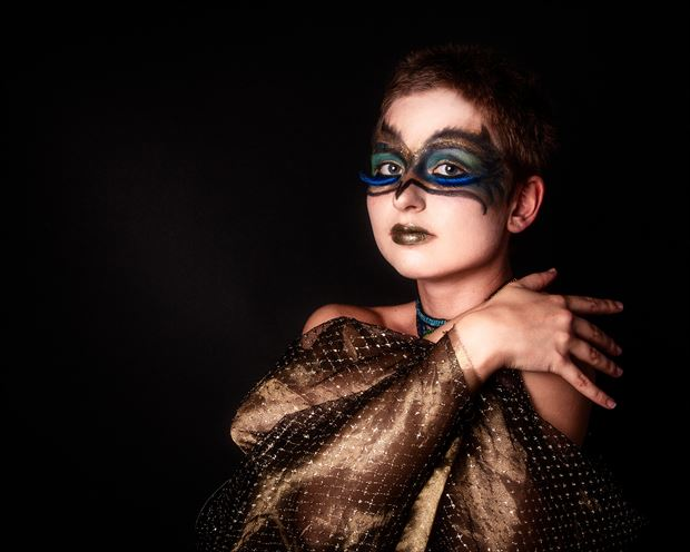 cosplay surreal photo by photographer krista m muller