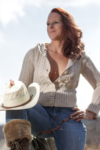 cowgirl nature photo by model dianawonderwoman2019