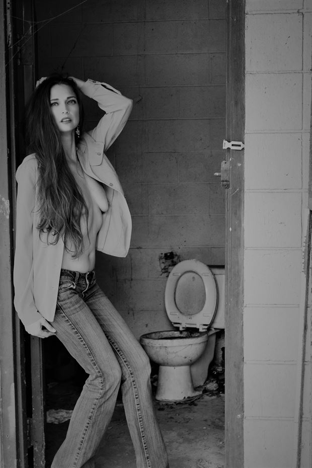 crap i forgot the toilet brush glamour photo by photographer glamour by richmond