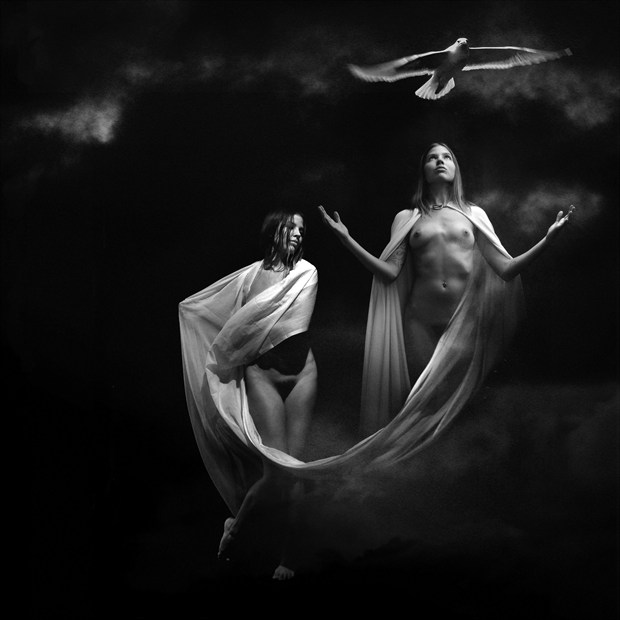 creation Fantasy Photo by Artist jean jacques andre