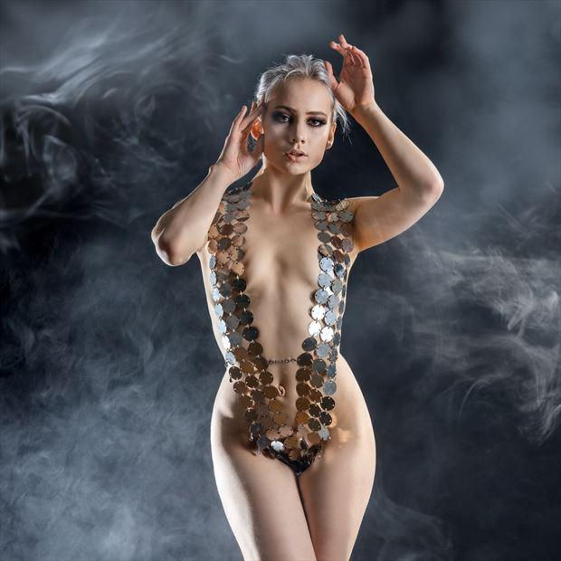 creative fashion bikini artwork by photographer jens schmidt