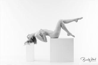 crystal in high key artistic nude photo by photographer bwwillard