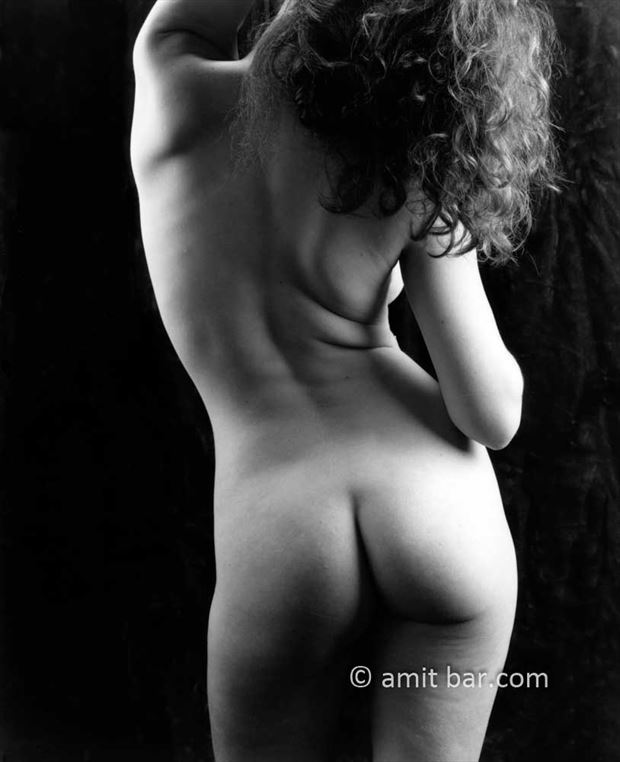 curves ii artistic nude photo by photographer bodypainter