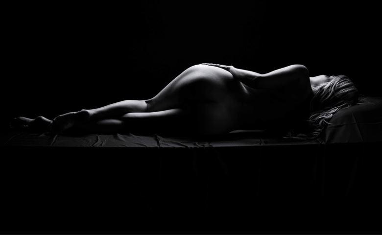 curves up ahead artistic nude photo by model missmissy