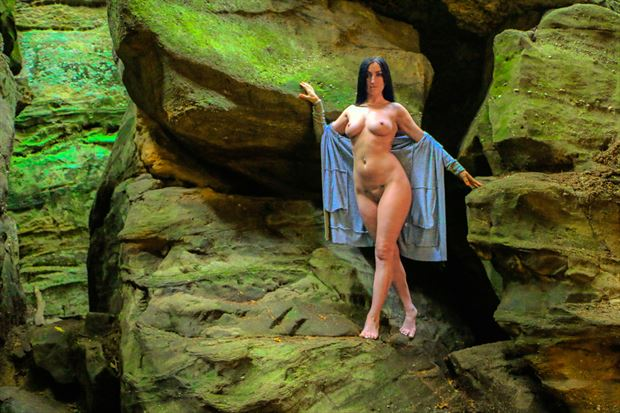 cuyahoga valley national park artistic nude photo by photographer robert l person