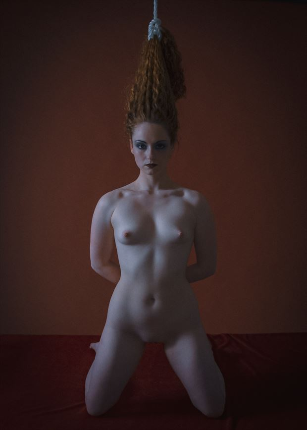 cynammon artistic nude photo by photographer decent exposures