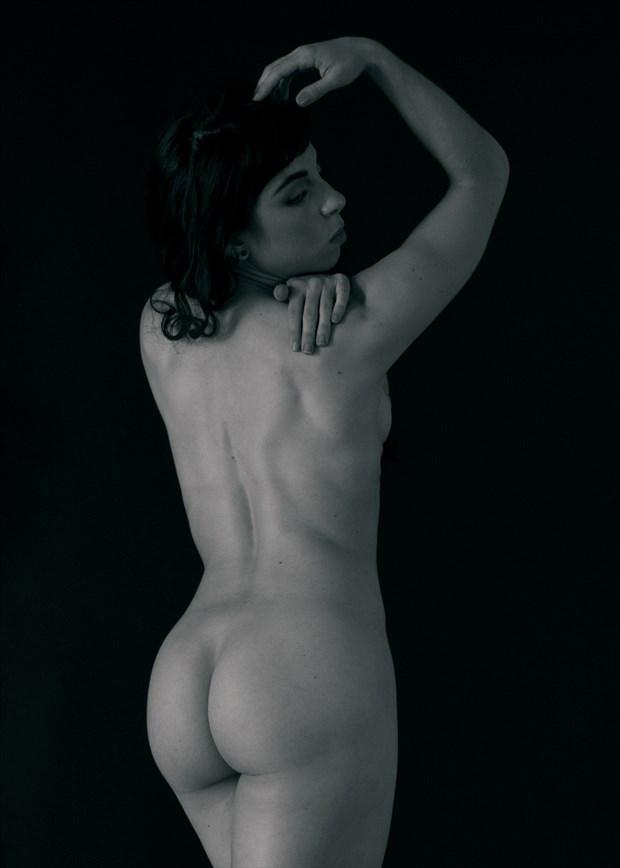 dana low key  Artistic Nude Photo by Photographer foxfire 555