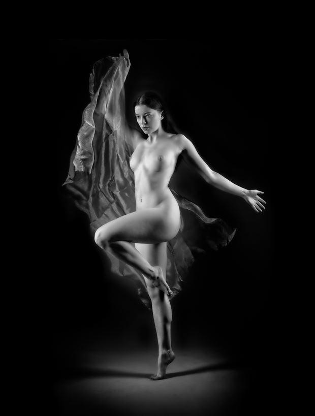 dance artistic nude photo by photographer colin dixon