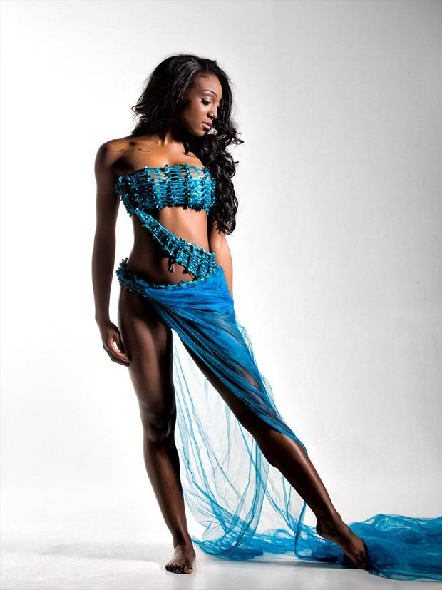 dancer Glamour Artwork by Photographer mehamlett