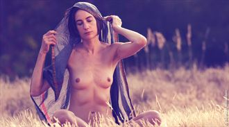 dancing in the woods i artistic nude photo by photographer benedikt wohlleben