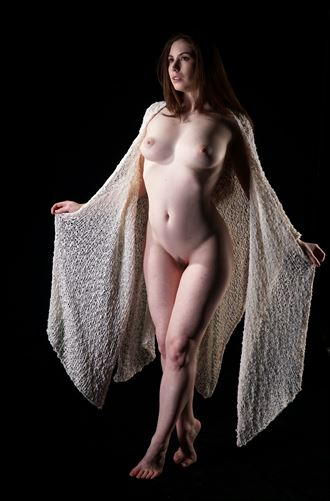 dancing with my shall artistic nude photo by photographer stenning