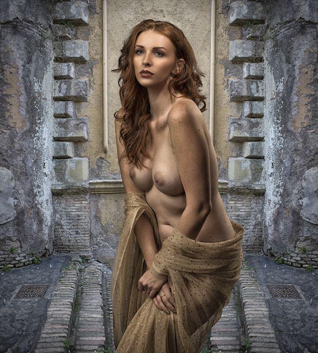 dane halo erotic photo by photographer tom gore
