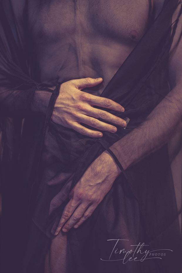 daniel draped sensual artwork by photographer timothylee photos