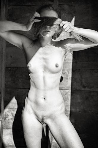 daniella bandit artistic nude artwork by photographer emissivity