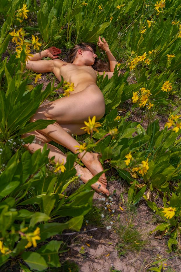 daniella_1106 artistic nude artwork by photographer ken b