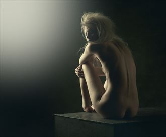 danielle artistic nude photo by photographer kevin stenhouse