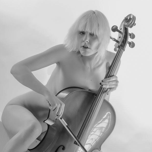 danielle i artistic nude artwork by photographer photo kubitza
