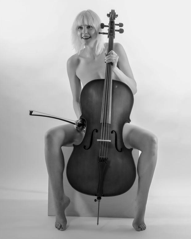 danielle ii artistic nude artwork by photographer photo kubitza