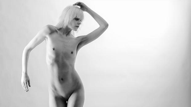 danielle iii artistic nude artwork by photographer photo kubitza