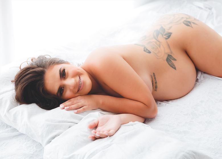 danielli 30 weeks photo 4 artistic nude photo by photographer sky light studio