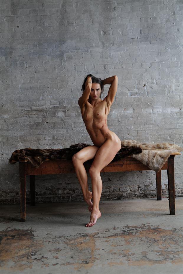 dansez artistic nude photo by model bia