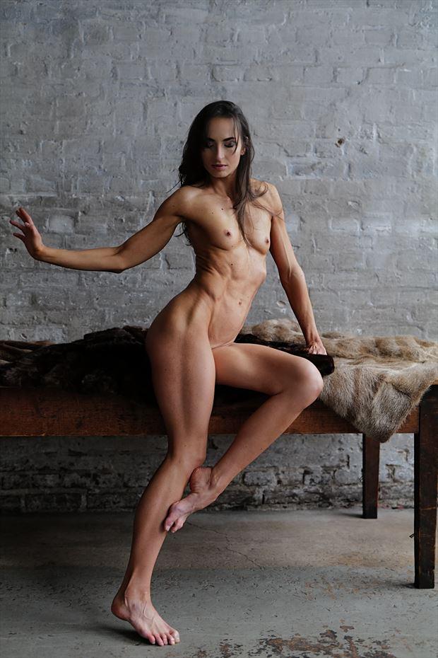 dansez din nou artistic nude photo by model bia