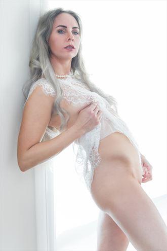 dare me artistic nude photo by model alexandra queen