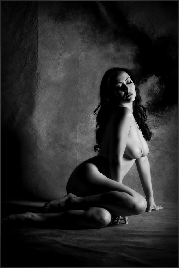 dark asia artistic nude photo by photographer dpaphoto