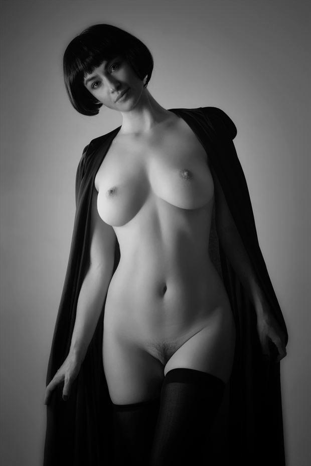dark cinema artistic nude photo by photographer nostromo images