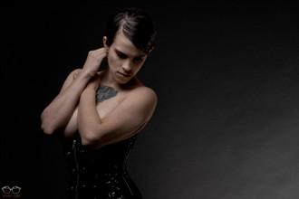 dark lighting Tattoos Photo by Model Attica faye