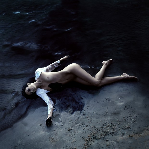 dark water Artistic Nude Photo by Photographer markavgust