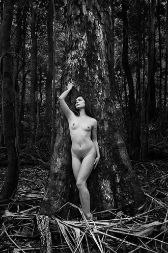 darkened days artistic nude photo by photographer unmasked