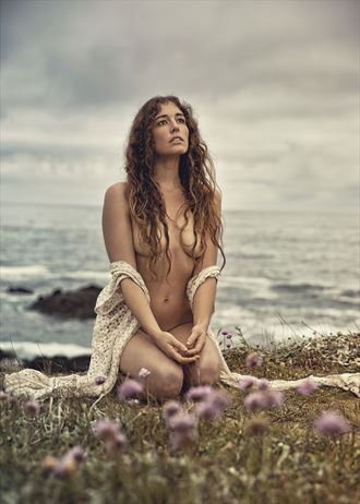daughter of the sea artistic nude photo by photographer jonathan c