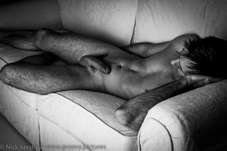 david 1 artistic nude photo by photographer groovyeditor
