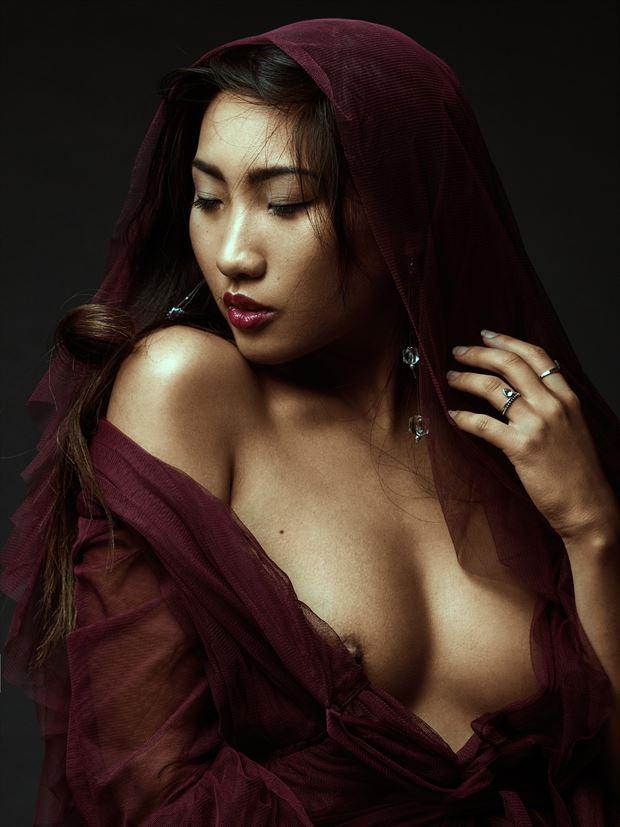 david d agostini switzerland sensual photo by model minh ly