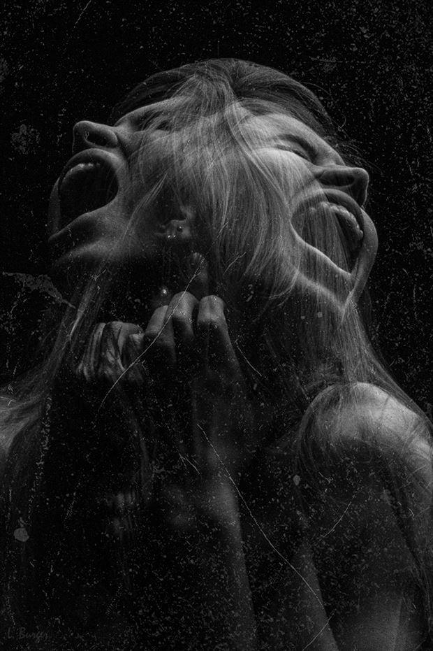deadlight artistic nude photo by photographer luj%C3%A9an burger