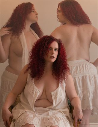 debating with myself implied nude photo by photographer jyves