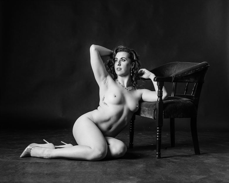 dee dancer artistic nude photo by photographer andyd10