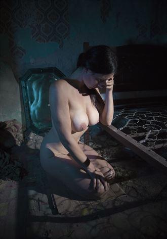deep reflection artistic nude photo by photographer douglas ross