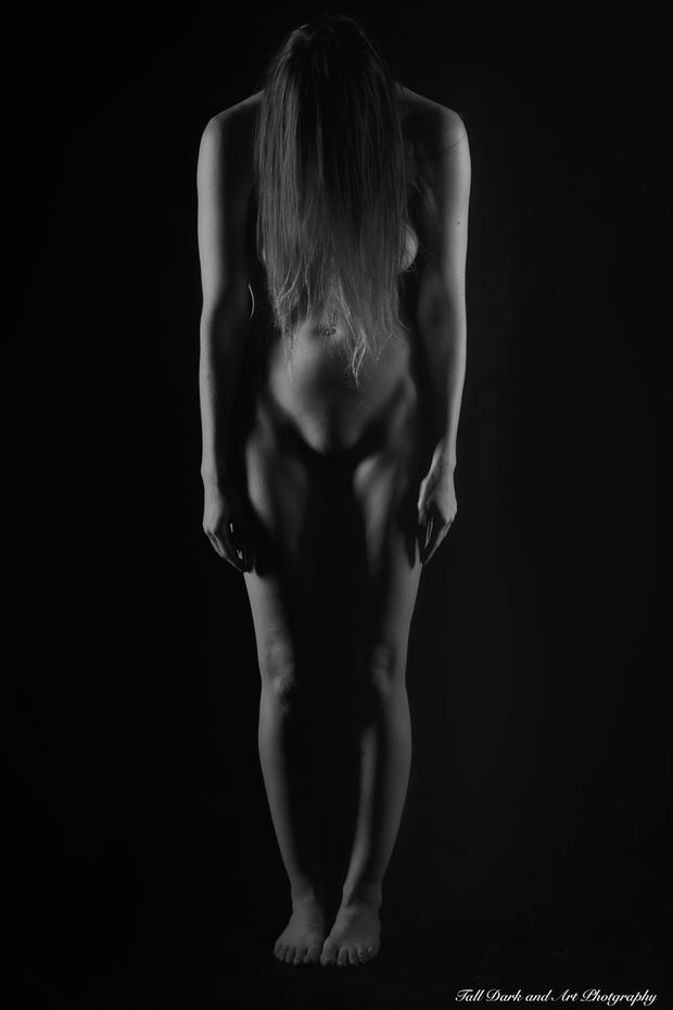 dejected artistic nude photo by model alice unleashed
