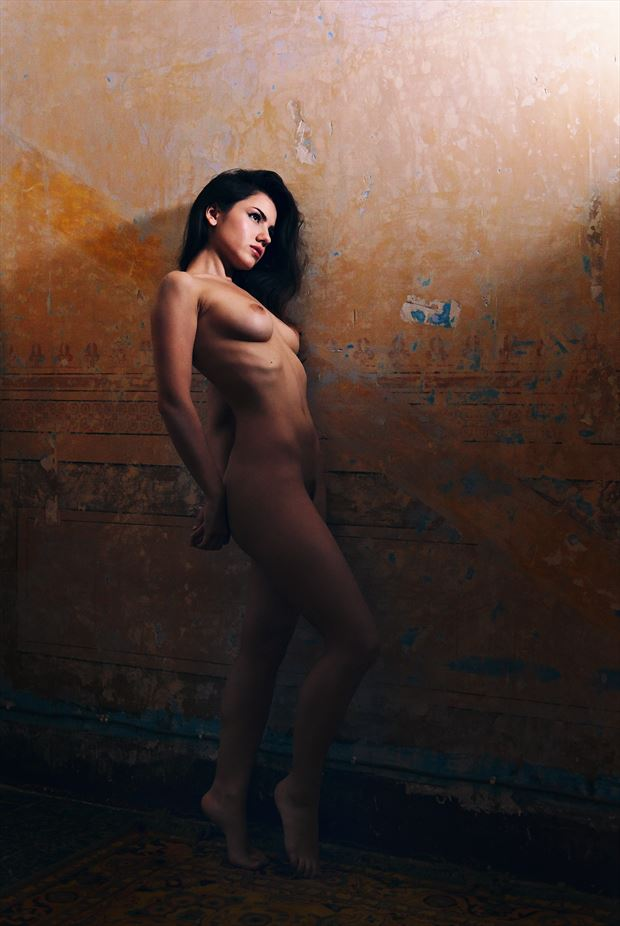 delaia artistic nude photo by photographer germansc