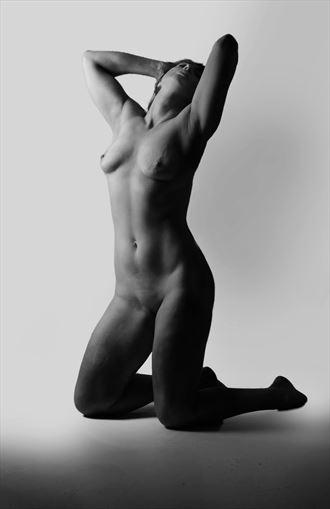 deliverance artistic nude photo by model kez chalinor
