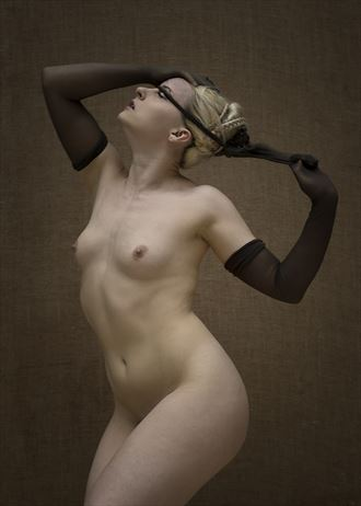 denier series fetish photo by photographer the appertunist